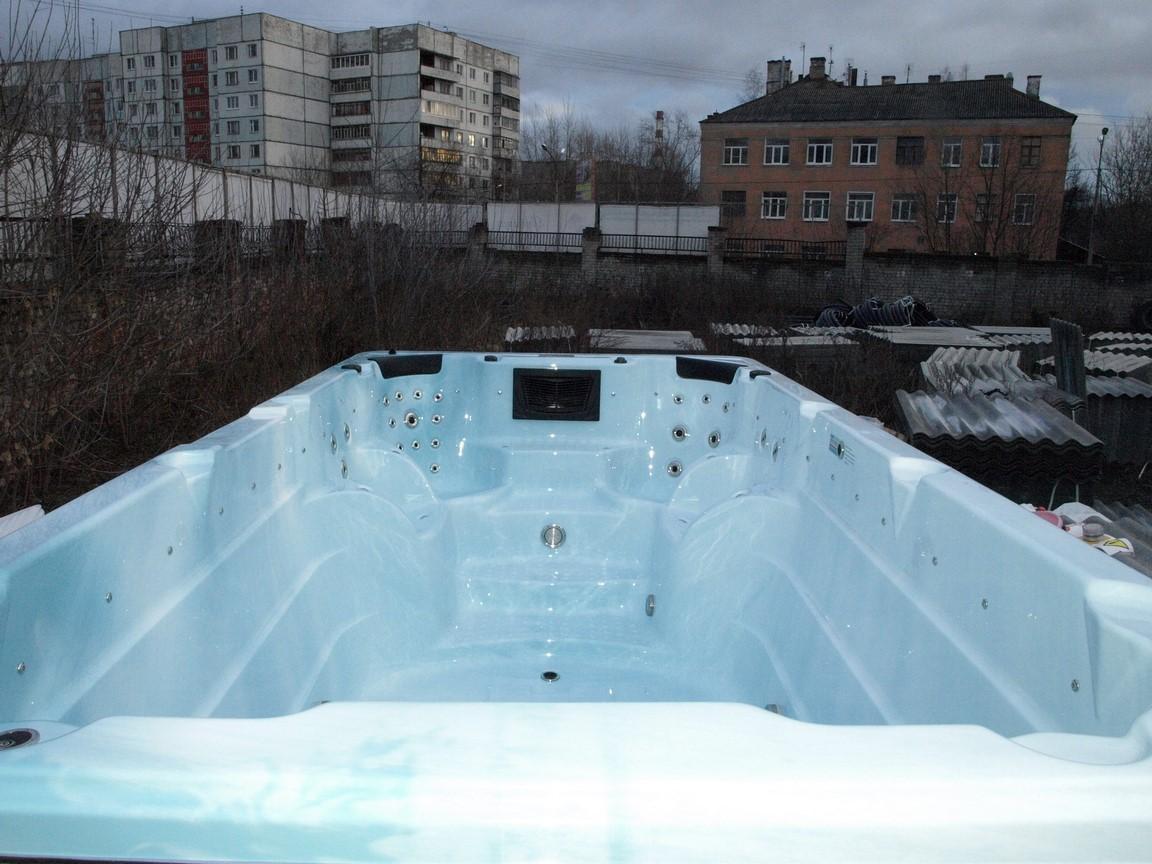 Плавательный бассейн спа Sunrans SR-853