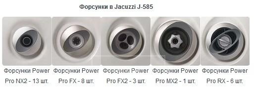 Jacuzzi Premium J-585