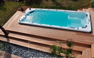 Плавательный бассейн спа JNJ Spas California